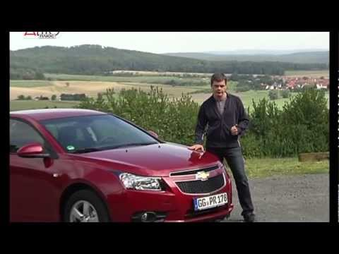 Шевроле Chevrolet Cruze hatchback Тест-драйв