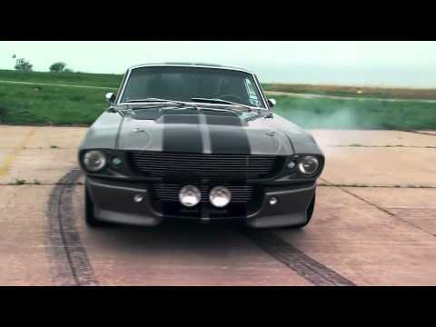 Форд Ford Mustang Eleanor 1967 - Гонка