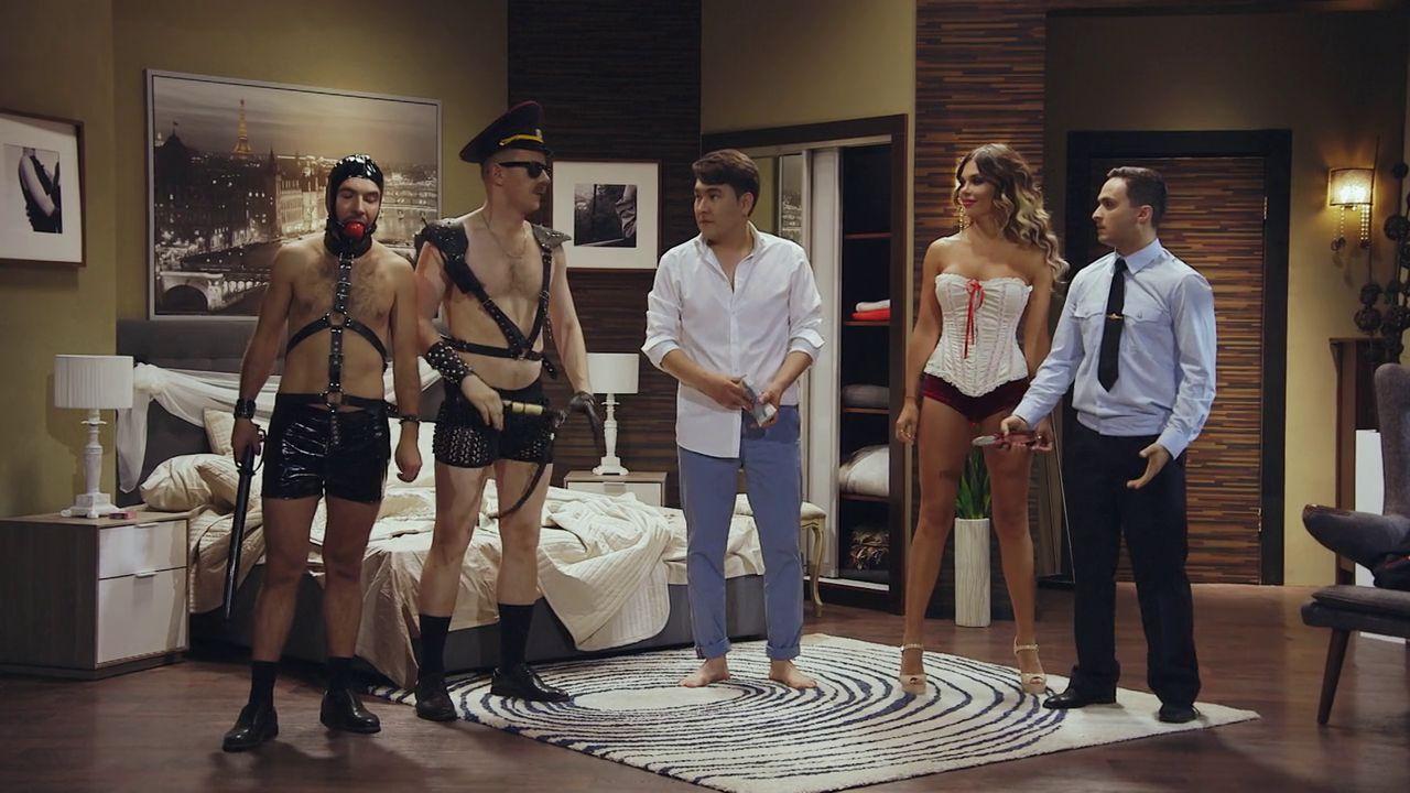 Секс российских ментов в форме 7 фотография