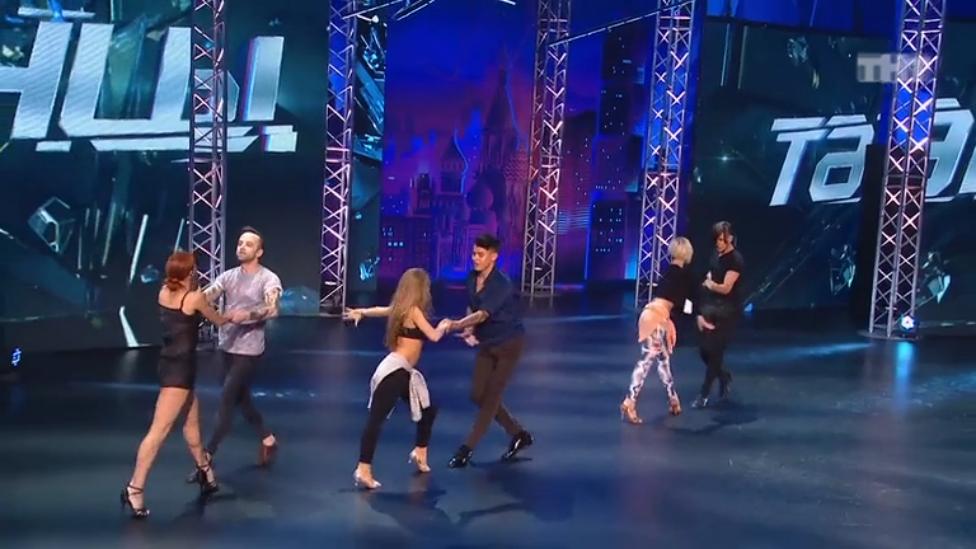 Хип-хоп танцы смотреть
