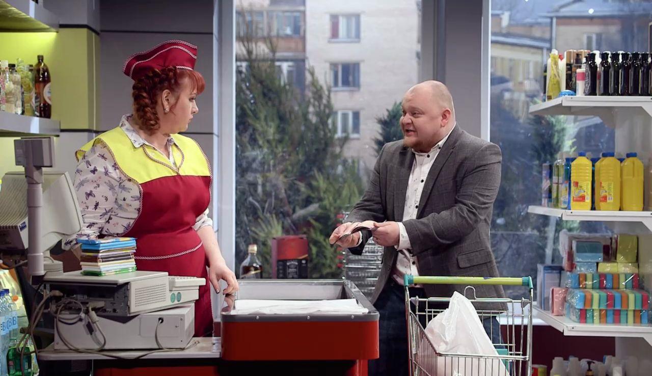 Ермолаева, Жизнь однажды в россии в магазине блюд кулинарных
