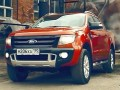Форд Ford Ranger Wildtrak. Тест-драйв